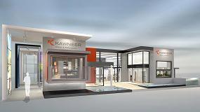 Picture of Kawneer, en Batimat Paris 2015: lo mejor de la innovaci�n en construcci�n integrada en su entorno natural