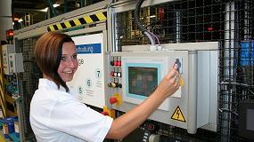Foto de Sistemas de llave electrónica en líneas de producción