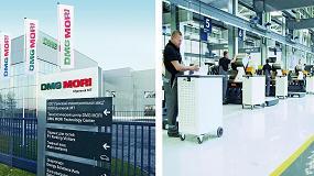 Picture of DMG MORI invierte en alta tecnolog�a para su planta de Rusia