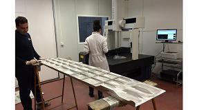 Picture of Mecanizados I��guez conf�a en Mitutoyo para verificar componentes aeron�uticos