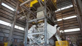 Foto de Metso ofrece una solución de alta presión con el molino de rodillos más grande del mundo