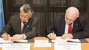 Fotografia de FAO y CEMA colaboran para promover la mecanizaci�n sostenible en agricultura