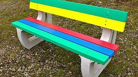 Foto de Una herramienta permitirá a los ayuntamientos elegir en sus compras mobiliario urbano sostenible