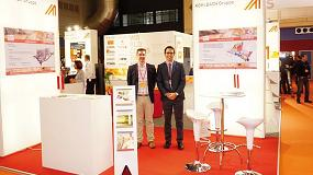 Foto de Vyc industrial participa en Expobiomasa 2015