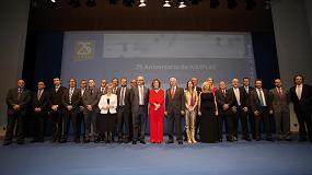 Picture of M�s de 400 personas asisten al 25 aniversario de Aimplas y el XVI Encuentro Anual de AVEP