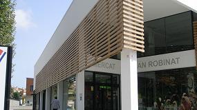 Foto de Lunawood, una gran opción para proyectos de arquitectura