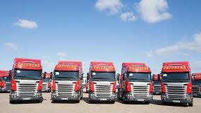 Foto de Carreras reduce emisiones con 85 nuevos camiones Scania Euro 6