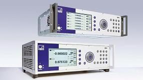 Picture of Equipos de medici�n de precisi�n digital para armarios de control y distribuci�n