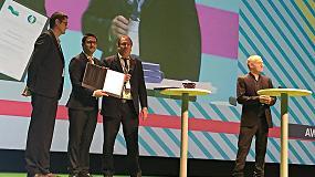 Foto de Un investigador de la UVa recibe un premio europeo a la mejor tesis doctoral en Intensificaci�n de Procesos