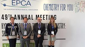 Picture of Tarragona se promociona en la European Petrochemical Association