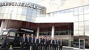 Foto de Hankook Tire inaugura nuevo taller Premium en Getafe (Madrid)