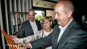 Foto de Gr�ficas Varias inaugura sus nuevas instalaciones