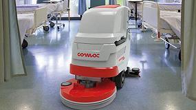 Picture of Comac lanza una nueva fregadora