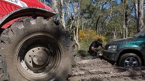Fotografia de BKT y Argo Tractors se unen en el desaf�o �Xtractor - Around the world�