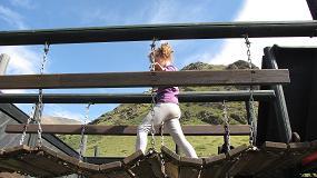 Fotografia de Los fabricantes de parques infantiles reclaman una norma obligatoria com�n sobre seguridad