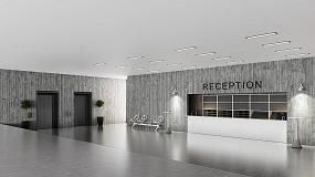 Foto de Rockfon presenta sus paneles para techos m�s blancos