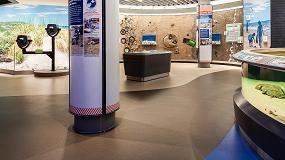 Foto de Renovación del suelo de seguridad de diseño Altro Suprema