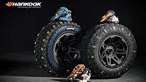 Foto de Hankook Tire presenta innovaciones en el diseño a través de la colaboración con Vibram