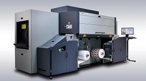 Foto de Durst recibe múltiples pedidos para su nueva solución TAU 330 E, durante la Labelexpo 2015.