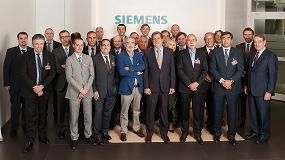Foto de Siemens reúne a los principales actores del sector del material eléctrico en su 120 Aniversario