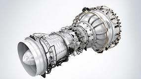 Foto de Siemens presenta una nueva turbina de gas aeroderivada más ligera