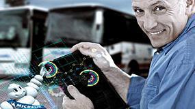 Foto de Michelin Tire Care, el poder de lo digital al servicio de los transportistas