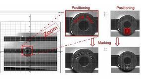 Foto de Nuevo software con cámara para marcaje industrial
