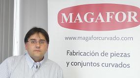 Foto de Entrevista a Roberto Magariño Fernández, responsable comercial de Magafor, S.L.