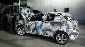 Foto de La tecnología motor-en-rueda permitirá ampliar el espacio interior del vehículo y facilitar la conducción