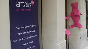 Foto de Antalis invita a agencias y dise�adores a convertirse en aut�nticos �Paper Chefs�