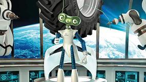 Foto de Trelleborg salta al espacio con la nueva película de animación en 3D