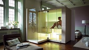 Foto de Duravit, el placer en una sauna con distintos ambientes