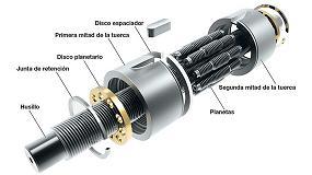 Foto de Husillos innovadores para actuadores lineales electromecánicos