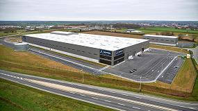 Foto de Cortizo abre en Francia su noveno centro productivo
