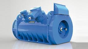 Foto de Grandes motores antideflagrantes W22X con alta eficiencia