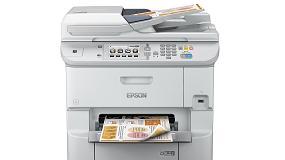 Foto de Las impresoras profesionales de inyección de tinta Epson WorkForce Pro reducen el impacto medioambiental