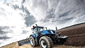 Foto de New Holland presenta en Agritechnica sus nuevos modelos de la serie T7