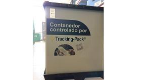 Foto de La aplicación Tracking-Pack de Tecnicarton permite el control y monitorización de los contenedores reutilizables