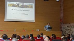 Foto de Expertos en producción de leche de Cataluña y EE UU se reúnen en el IRTA para encarar los retos del sector