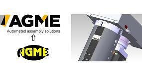 Foto de Agme Automated Assembly Solutions presenta su nueva imagen corporativa