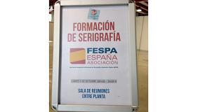 Foto de Fespa España potencia C!Print con su muestrario de formaciones, conferencias y actividades