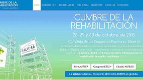 Foto de Arranca la primera edición de La Cumbre de la Rehabilitación