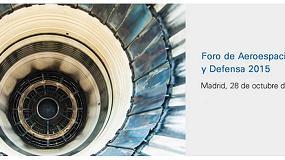 Foto de NI organiza en Madrid el Foro de Aeroespacio y Defensa 2015