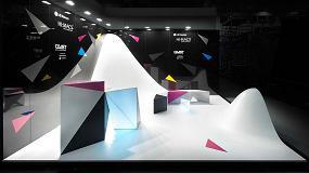 Foto de Hi-Macs y COASToffice architecture, presentes en Batimat 2015