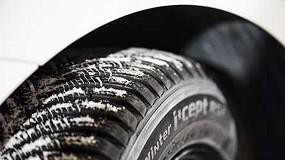Foto de La banda de rodadura de los neumáticos de invierno de Hankook, premiada por la revista Auto Bild