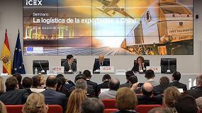 Foto de Icex analiza la línea férrea Yiwu-Madrid en un seminario sobre logística para la exportación a China
