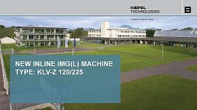 Foto de Kiefel presenta una nueva gama de máquinas para la industria del automóvil