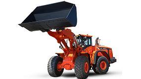 Foto de Doosan presenta las nuevas cargadoras de gama alta