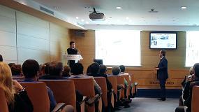 Foto de Daikin presenta su sistema de climatización invisible en el Palacio de la Bolsa de Madrid