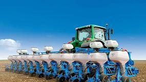 Foto de Deere anuncia la adquisición del fabricante de sembradoras Monomem